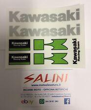 Adesivo KAWASAKI - Kit 4 pezzi