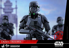 STAR WARS~ROGUE ONE~DEATH TROOPER~SIXTH SCALE FIGURE~HOT TOYS~MIB