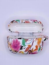 Silicone Cover  AirPods Pro Case Floral Print Protective Case Skin Floral Flower
