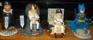 Cody Bellinger Los Angeles Dodgers Stranger Things Alphabet Wall Bobblehead MLB
