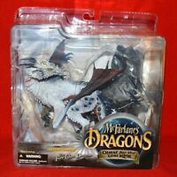 Mcfarlane's Dragons Quest for the Lost King Fire Clan Dragon Series 1 NEW