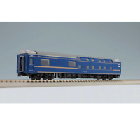 Kato 1-570 JR Passenger Car Series 24 Hokutosei OROHANE 25-500 Royal Solo - HO