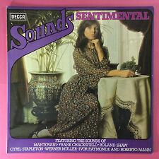 Sounds Sentimental - Decca MOR-26 Ex Condition Vinyl LP