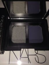 NARS Eyeshadow Duo *MANDCHOURIE* Gold-Infused Denim Blue & Rich Matte Navy BNIB