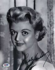 ANGELA LANSBURY Signed 8x10 Photo  PSA/DNA#:AA26119