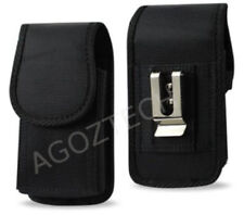Vertical Rugged Belt Clip Loop Case Pouch Holster Cover for Kyocera Cell Phones