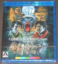 An American Werewolf In London usa blu-ray New Sealed john landis David Naughton