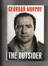 LEICESTER RUGBY - GEORDAN MURPHY AUTOBIOGRAPHY - THE OUTSIDER - IRELAND