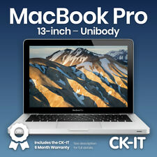 "Apple MacBook Pro 13"" i5 2.5Ghz 500GB 4GB Grade C (A1278 Model) ref ME29"