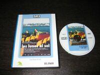 Los Lunedi Al Sole DVD Javier Bardem Luis Tosar Jose Angel Egido