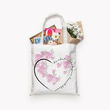 Women Floral Casual Canvas Large Capacity Handbag Shoulder Bag Tote Shopping Bag