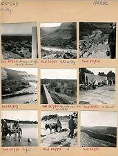 ERFOUD c. 1950 - Vallée du Ziz Marché Maroc - PLC1