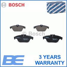 Mercedes-Benz Rear BRAKE PAD SET Genuine Heavy Duty Bosch 0986494162 A0054204320