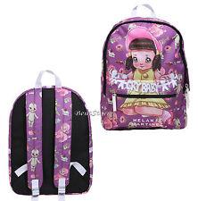 MELANIE MARTINEZ Cry Baby Kewpies Lambs Sweets Canvas School Book Bag Backpack