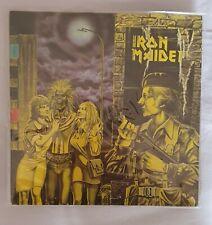 Iron Maiden Women in uniform 7 inch single vinyl record