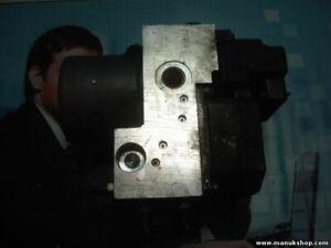 Bloc hydraulique ABS Renault Mascott 0273004985 5010457887 BOSCH 0265219540