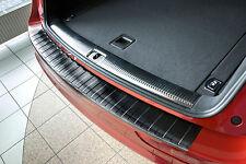 Ladekantenschutz für Audi Q5 8R Audi SQ5 2008-16 mit Abkantung Edelstahl Schwarz
