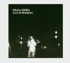 Live in Hamburg [Digipak] cd Maria McKee (2004, Little Diva) OOP x- LONE JUSTICE