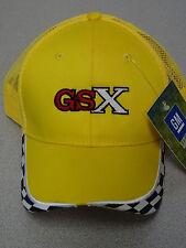 BUICK GSX YELLOW MESH BACK  BALL CAP BY GM
