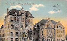 Albert Lea Minnesota~Albert Lea College for Women~Dormitory~Buildings~1911 PC