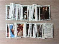 Return To OZ TV trading cards base set single cards by Walt Disney Pictures 1985