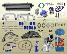 Honda Civic Complete Turbo Kits B Series EX/Si 1.6L DOHC VTE L4 450HP B16/B18 R