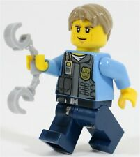 LEGO CITY CHASE McCAIN Mini-Figure Undercover Police 5000281 POLYBAG Sealed NEW