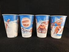 VINTAGE PAPER PINUP RETRO DIXIE CUPS (YES WE SHIP) Lot 4540