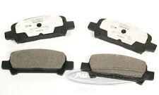 Disc Brake Pad Set-Semi-Metallic Pads Rear Autopartsource MF770