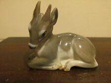 Royal Copenhagen Denmark Porcelain Figurine 2648 Fawn Deer