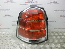 2005-2008 OPEL VAUXHALL ZAFIRA MPV REAR/TAIL LIGHT LAMP (PASSENGER SIDE)