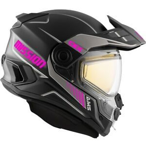 CKX AMS Mission Tracker Mat Pink Helmet