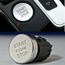 Fit For AUDI A6 S6 RS6 Allroad A7 RS7 Start Stop Engine Button Chrome Switch