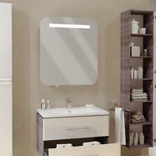 VICCO LED Spiegelschrank 60 Und 70cm Weiß Hochglanz   Badspiegel Spiegel  AUSWAHL
