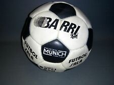 ANTIGUO BALON DE FUTBOL SALA  -- ANGEL BARRIERES ( MUNICH) BARRI BALL -OLD STOCK