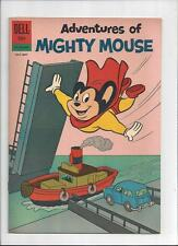 Adventures of Mighty Mouse #155/Silver Age Dell Comic Book/Nm