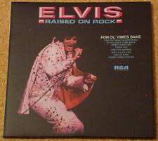 CD Album Elvis Presley - Raised on Rock (Mini LP Style Card Case) NEW
