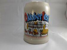 Oktoberfest 1987 Beer Mug -Free Shipping