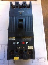 Ge Tfj236175 General Electric Adjustable Circuit Breaker 175 Amp 3 Pole 600 Volt