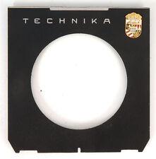Linhof Technika Lens Board Copal #3 Camera Photography Accessories