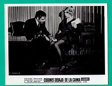 Orig TERE VELAZQUEZ Sexy Legs CUERNOS DEBAJO DE LA CAMA Movie Photo 1969 8X10