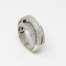 NYJEWEL 18k Gold Designer 2.3ct Diamond Ring