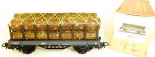 RN transporte de madera CANDELEROS Vagón de mercancía Electrotren 1000/6 H0 1:87