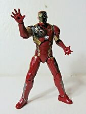 "Marvel Legends infinite Civil war 3 pack Battle damage Ironman 6"" action figure"