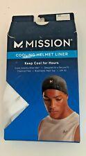 MISSION - Cooling Helmet Liner - UPF 50 - Cools Instantly -NIB