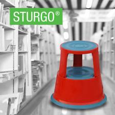 STURGO Mobile Kick Stool Red Perth