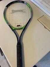 Slazenger Xcel 1.5 Raquet Head Size 110 Grip 4 1/2 Aluminum tennis racquet