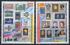 Liechtenstein 2002 SG#1282-3 Liba Stamp Exhibition MNH Set #D2055