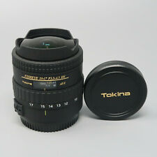 Tokina AT-X 10-17mm f/3.5-4.5 DX AF Lens For Canon - Nice Photos!