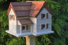 Martin Bird House Cottage Martin Amish handmade